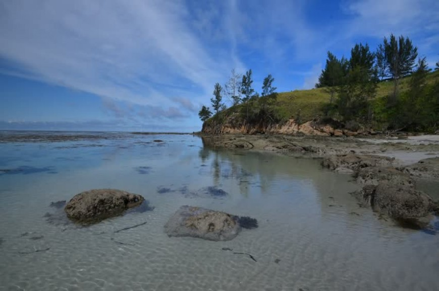 جزر السلاحف في ولاية صباح بماليزيا