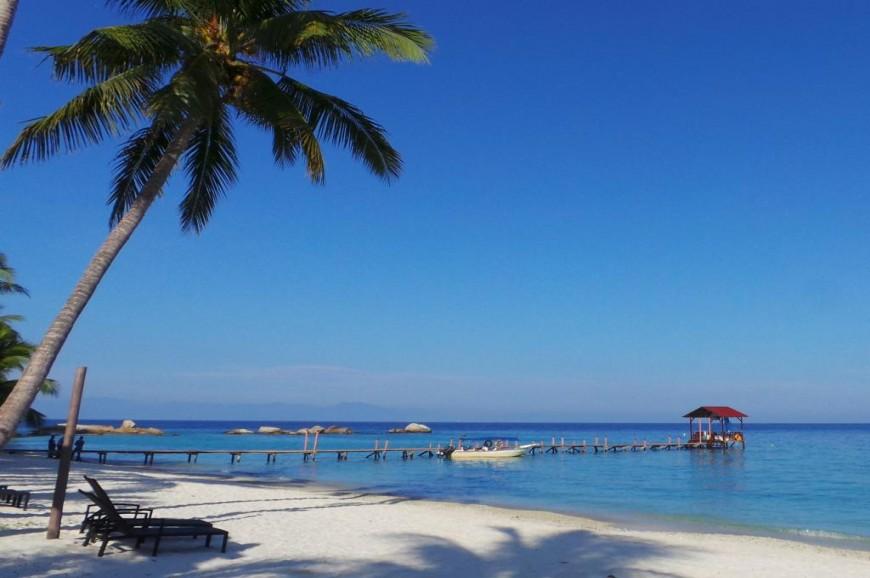 جزيرة لانج تنجه ترينجانو ماليزيا