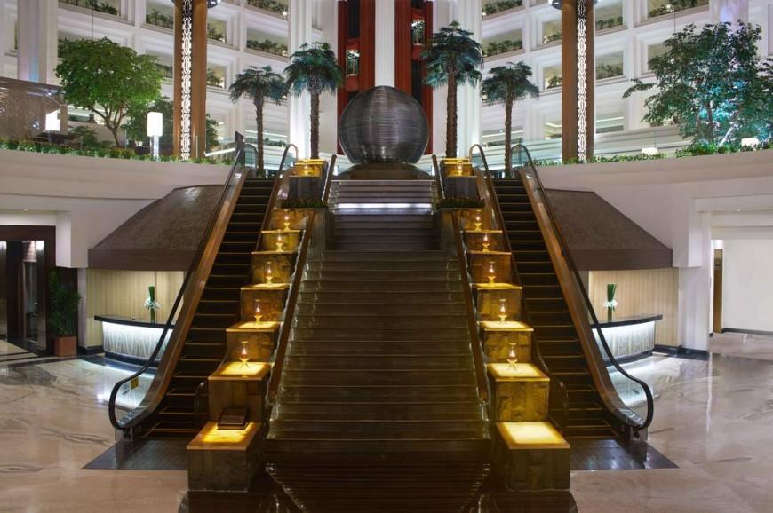 فندق جران ميليا جاكرتا اندونيسيا
