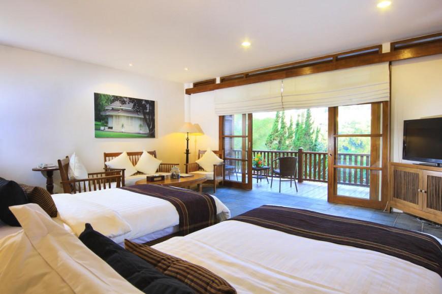 فندق النوفيس بونشاك اندونيسيا