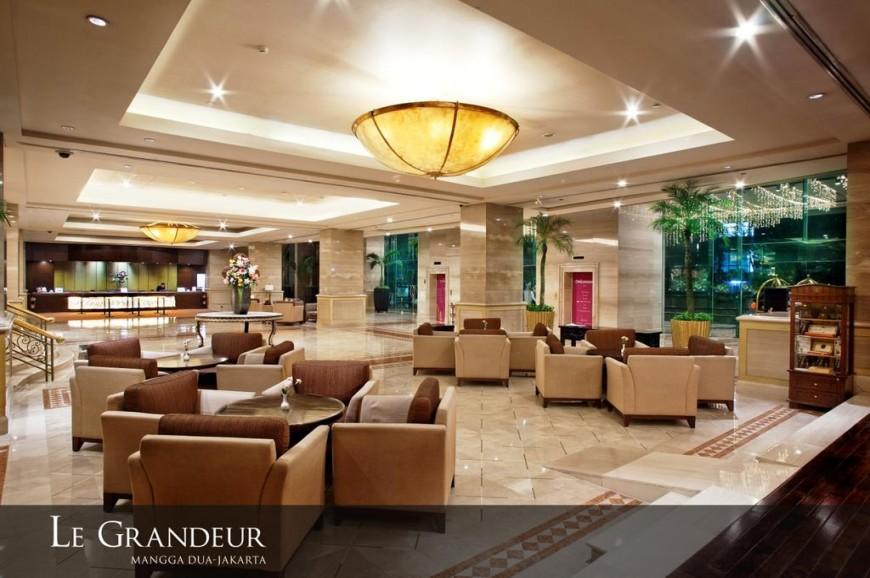 فندق لي جرانديور جاكرتا اندونيسيا