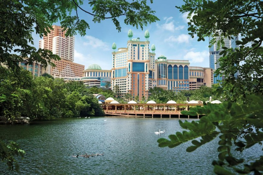 فندق الصن ريزورت سيلانجور ماليزيا