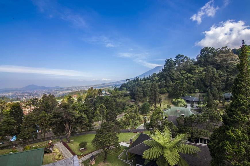 فندق بونشاك باس ريزورت بونشاك اندونيسيا