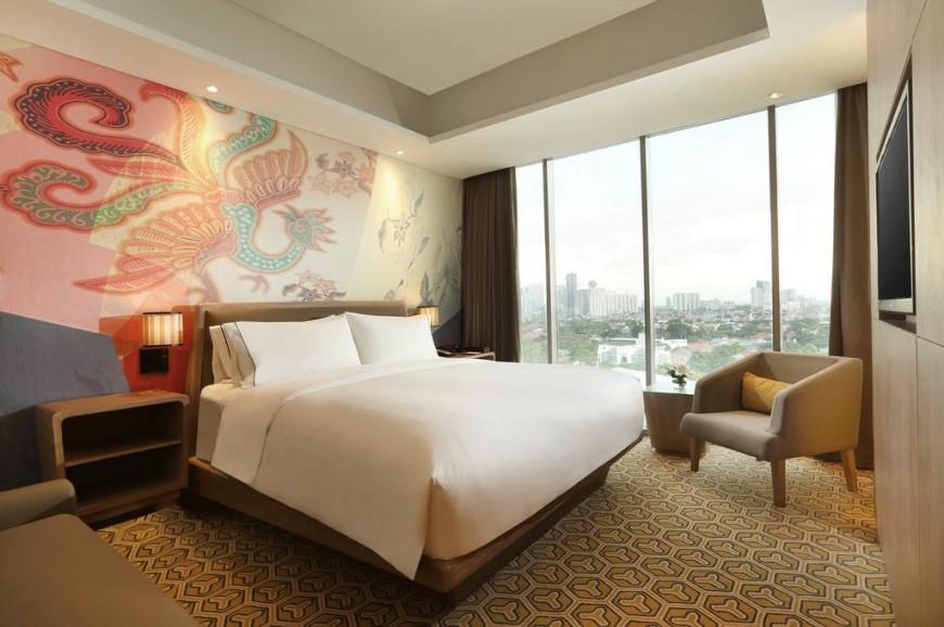 فندق دبلتري باي هيلتون جاكرتا اندونيسيا
