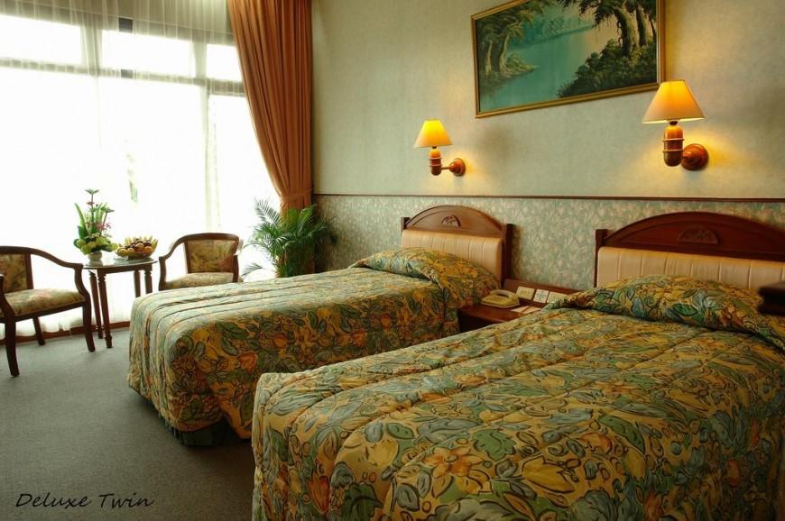 فندق ومنتجع الياسمين بونشاك اندونيسيا