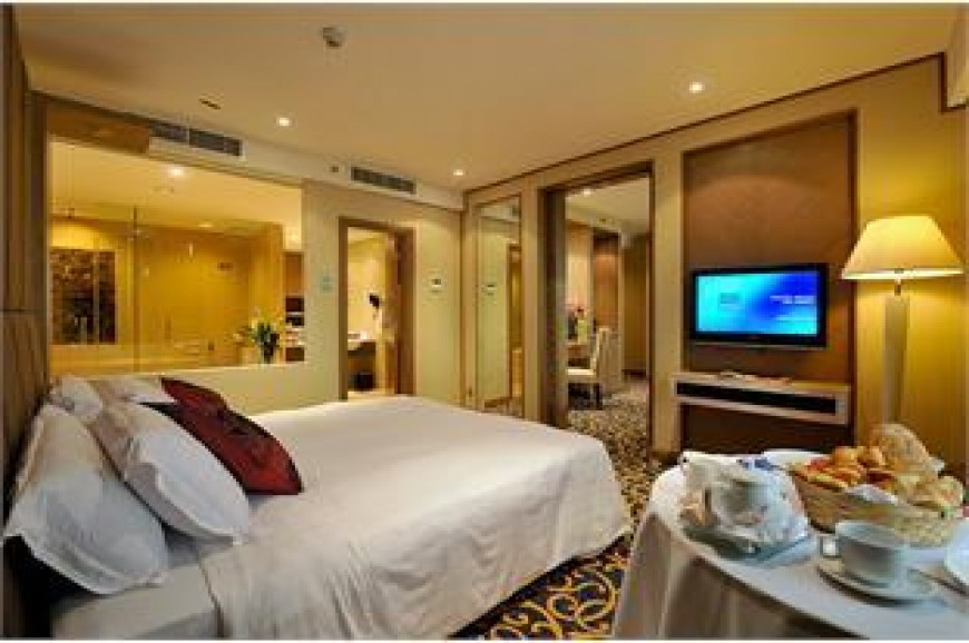 فندق نوفوتيل 1 بروني كوتا كينابالو ماليزيا