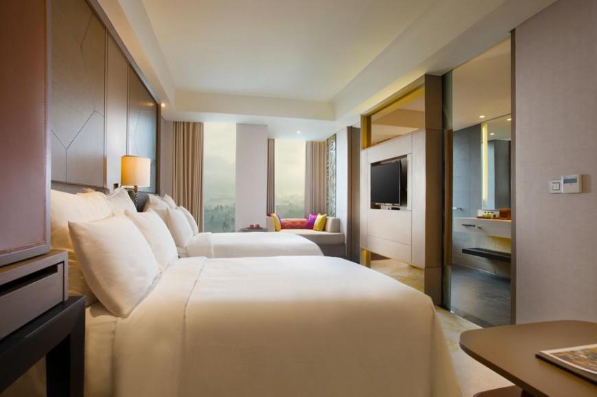فندق انتركونتننتال باندونق اندونيسيا
