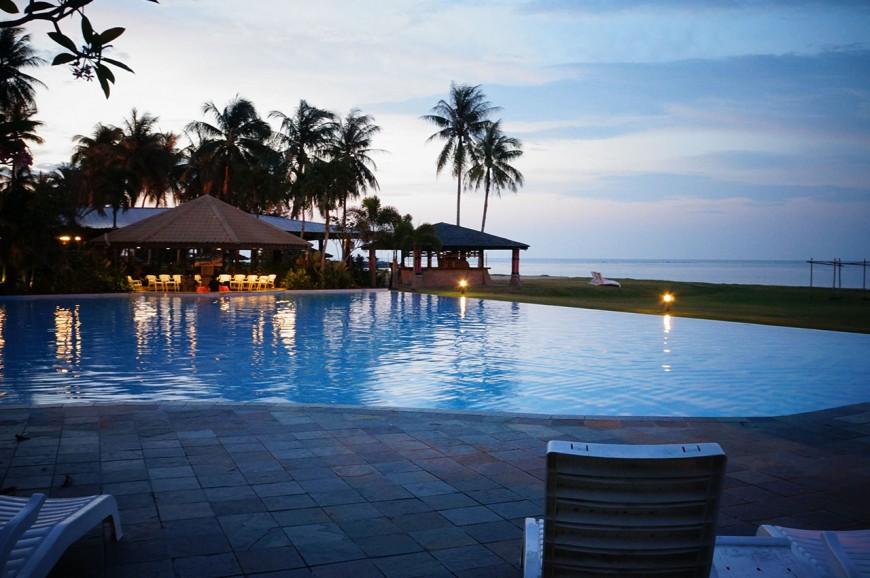 جزيرة لابوان في ولاية صباح ماليزيا