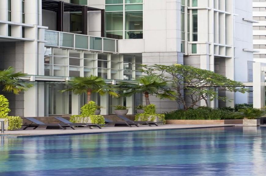 فندق فريزر ريسيدنس سوديرمان جاكرتا اندونيسيا