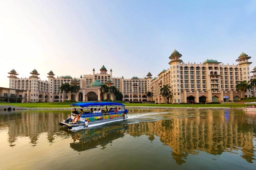 فندق الخيول الذهبية سيلانجور ماليزيا
