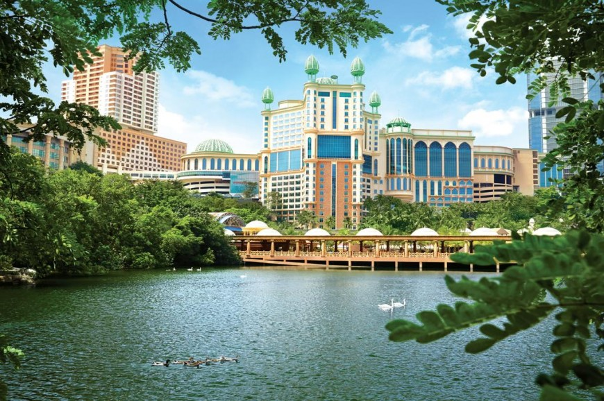 اجازة الصيف ماليزيا جدول سياحي