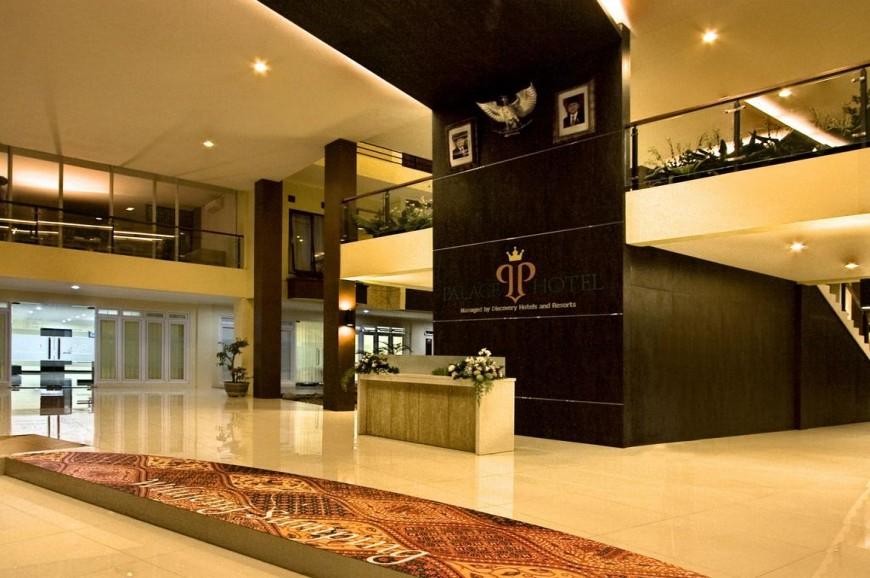 فندق بالاس بونشاك اندونيسيا
