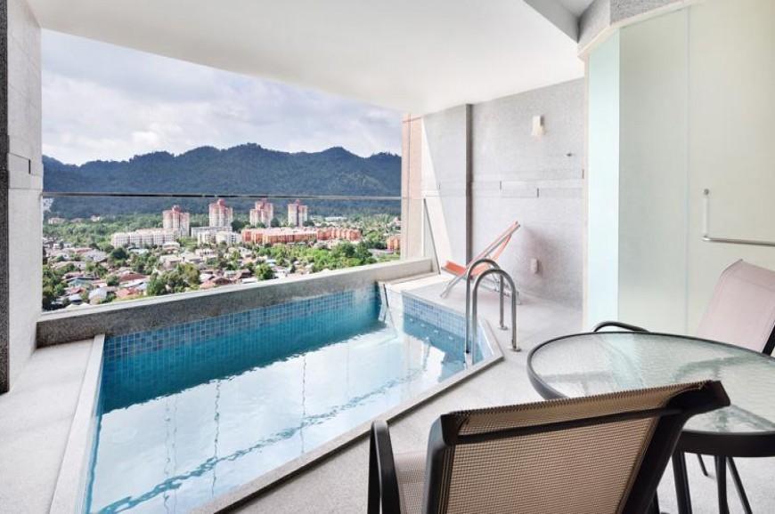 فندق ليكسز سويت بينانج ماليزيا