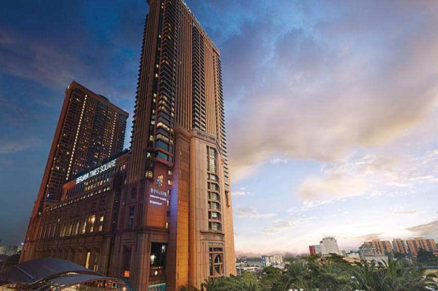 فندق برجايا التايم سكوير كوالالمبور ماليزيا