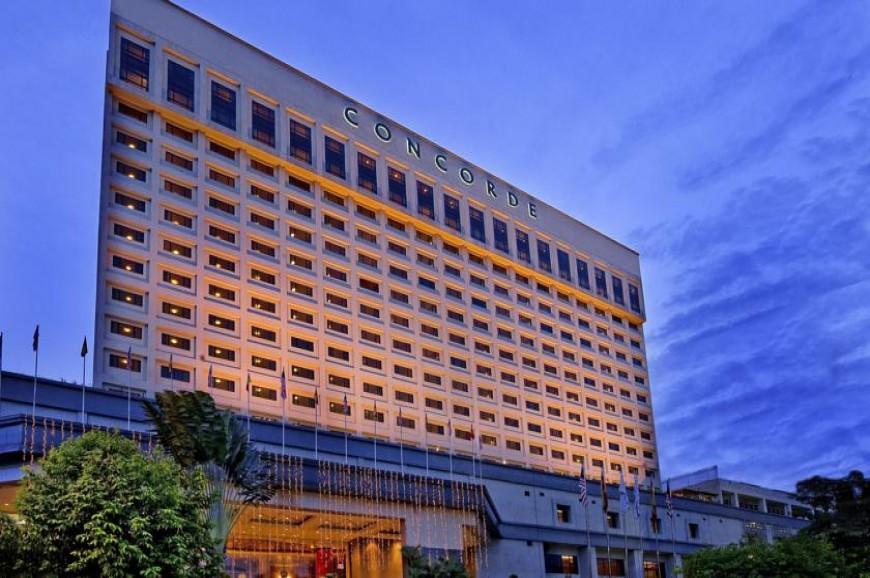 صور فندق كونكورد شاه علم