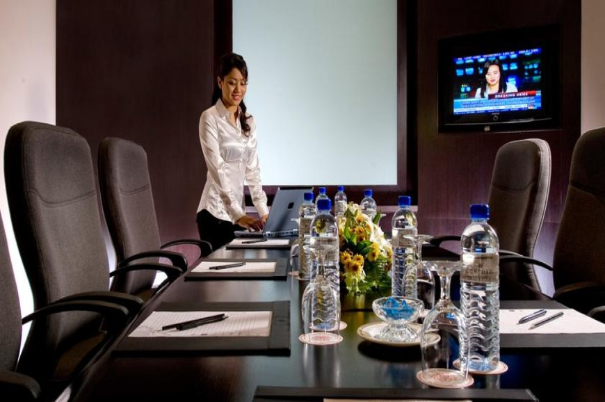 قاعات اجتماعات