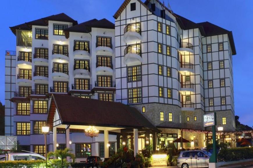 فندق ديلا فيرنس كاميرون هايلاند ماليزيا