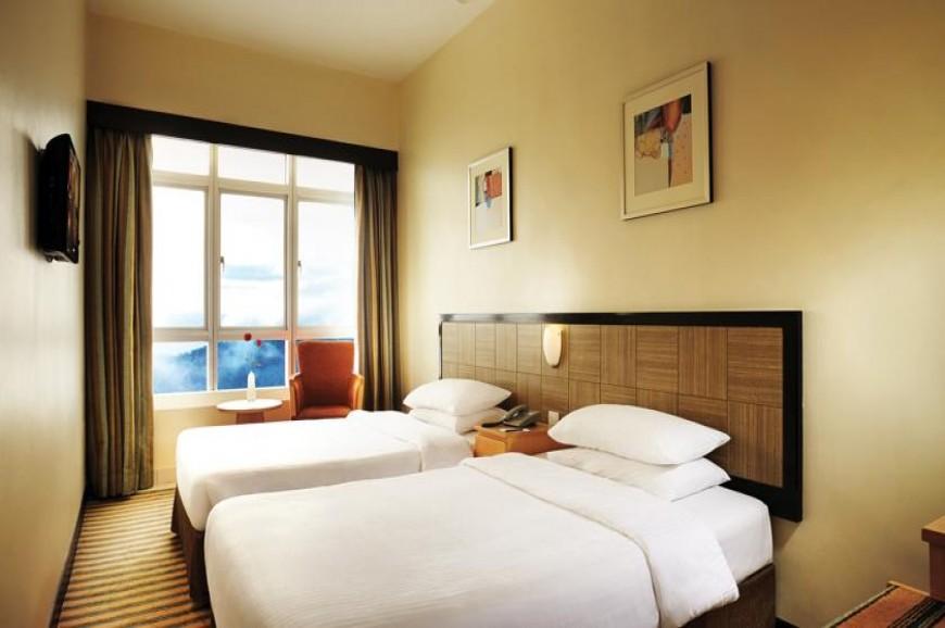 فندق فيرست وورلد الملون جنتنج هايلاند ماليزيا