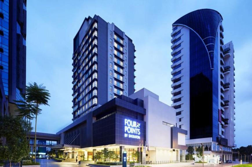 فندق فور بوينت باي شيراتون بوشونغ