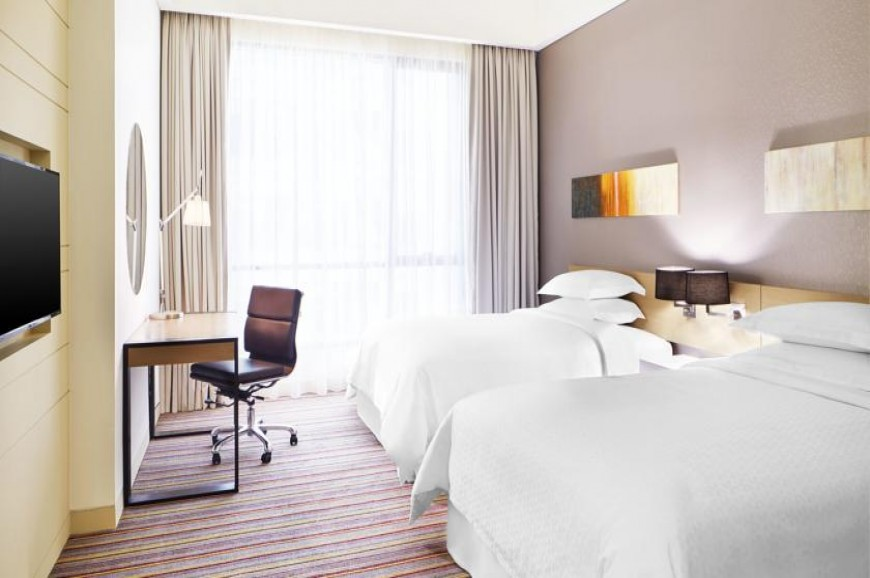غرف فندق فور بوينت باي شيراتون بوشونغ