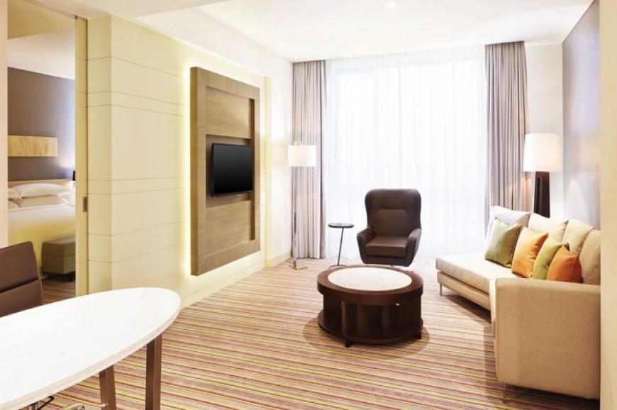 جناح فندق فوربوينت باي شيراتون سيلانجور