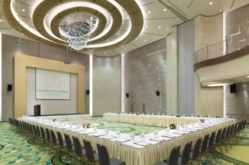 قاعات تدريب واجتماعات