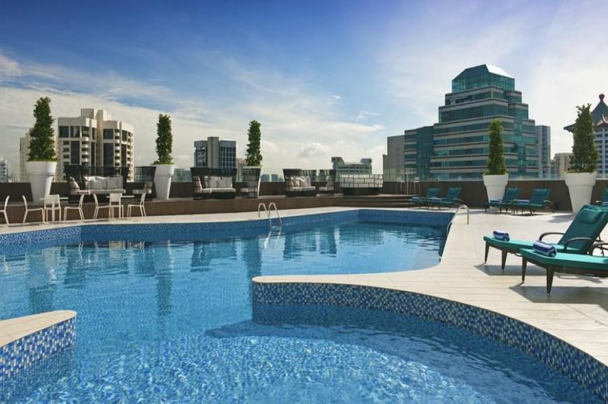 فندق هيلتون سنغافورة