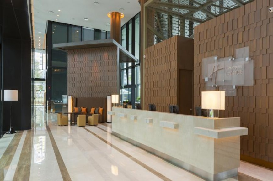 فندق هوليدي ان اكسبرس سنغافورة