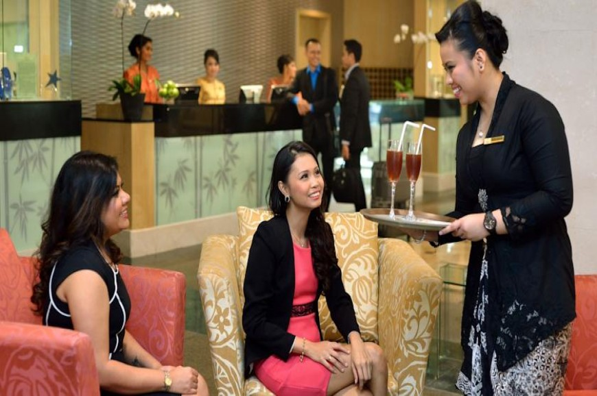 فندق وشقق الهوليدى فيلا صوبانج سيلانجور ماليزيا