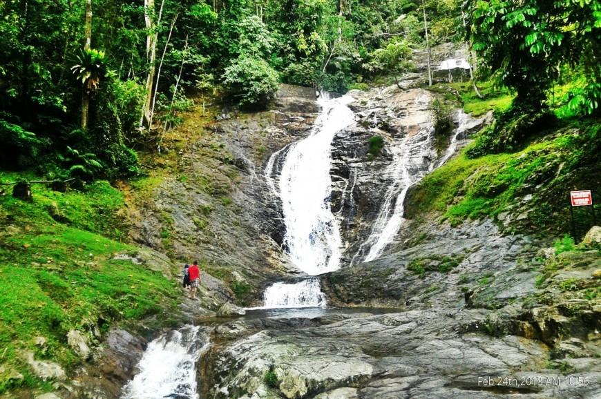 شلالات الكاميرون هايلاند ماليزيا