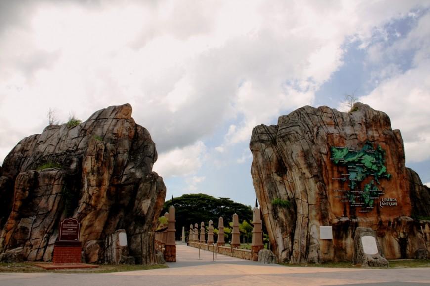 حديقة ليجندا لنكاوي بماليزيا
