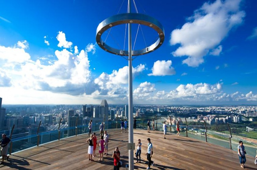 رحلات سياحية في سنغافورة
