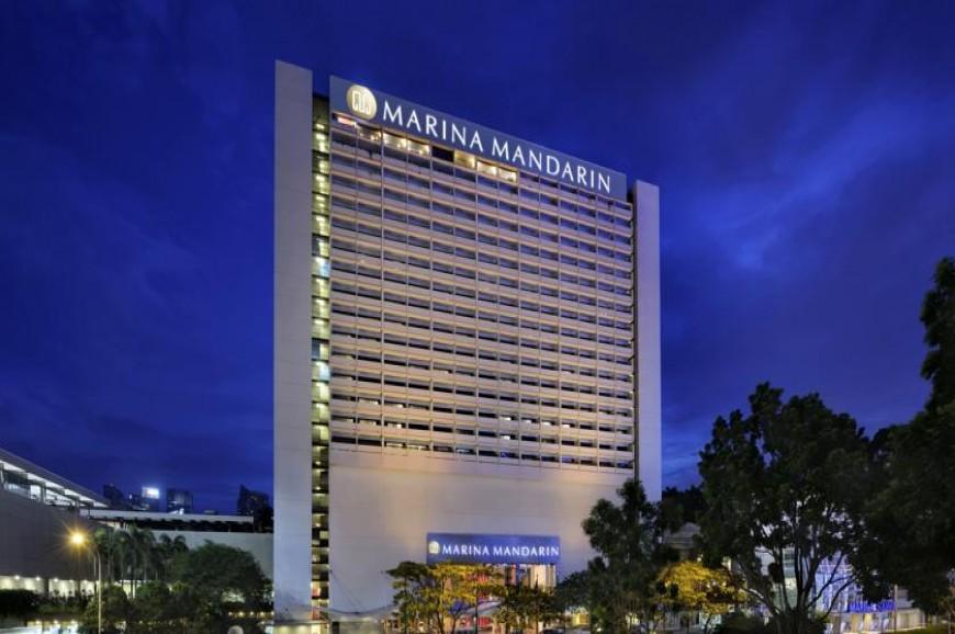 فندق مارينا مندرين سنغافورة