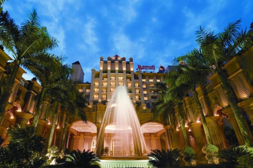 فندق ماريوت بوتراجايا