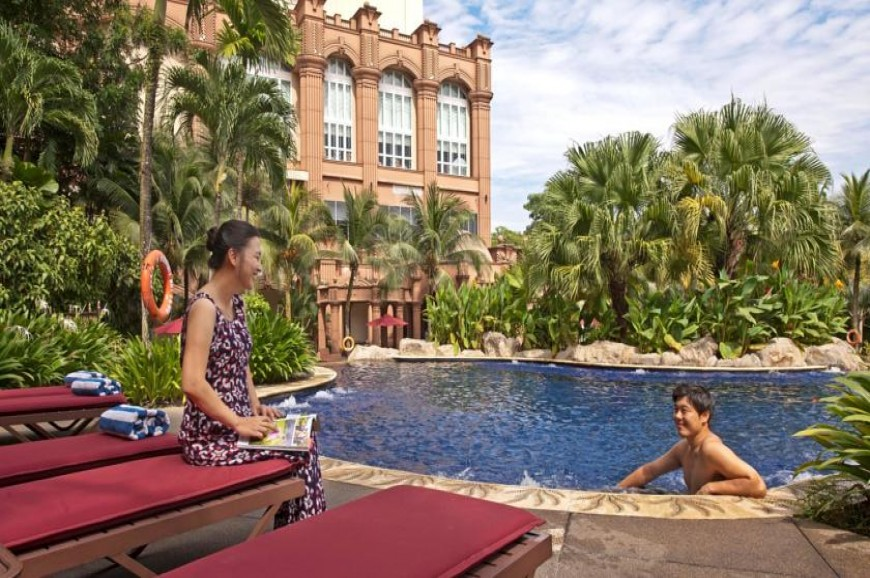 فندق الماريوت بوتراجايا سيلانجور ماليزيا