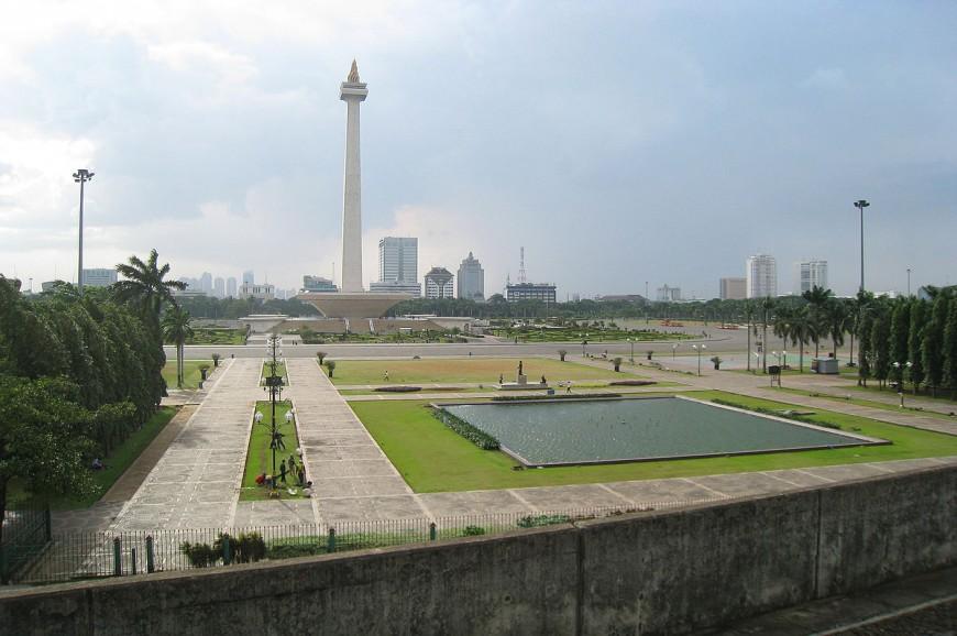 برج موناس جاكرتا اندونيسيا