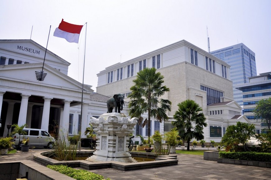 متحف الاستقلال جاكرتا اندونيسيا