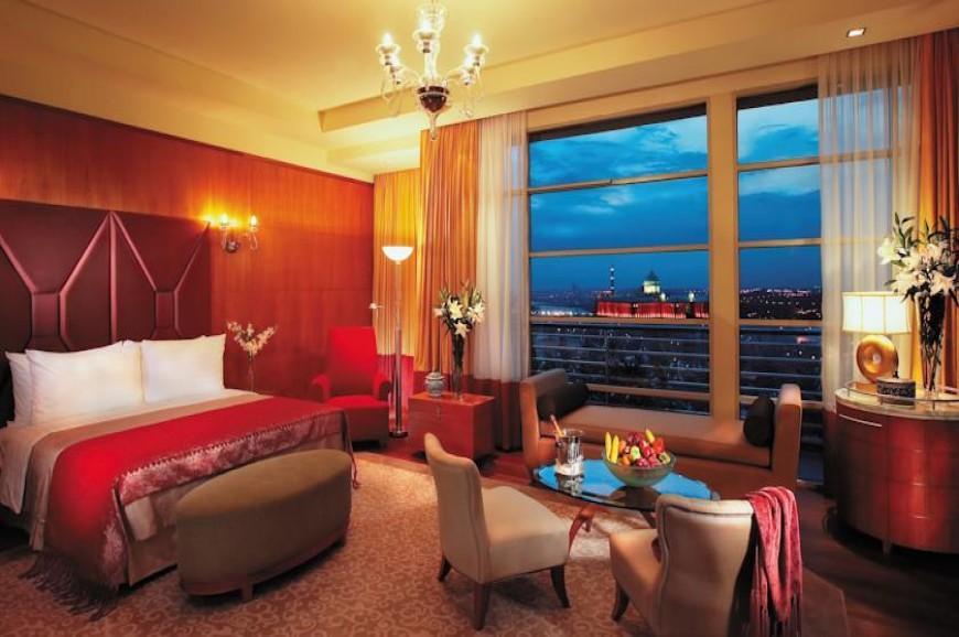 غرف فندق شنجريلا