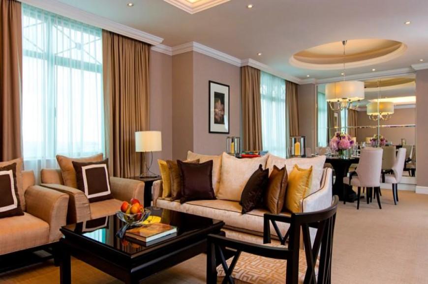 فندق الريتز كارلتون كوالالمبور ماليزيا
