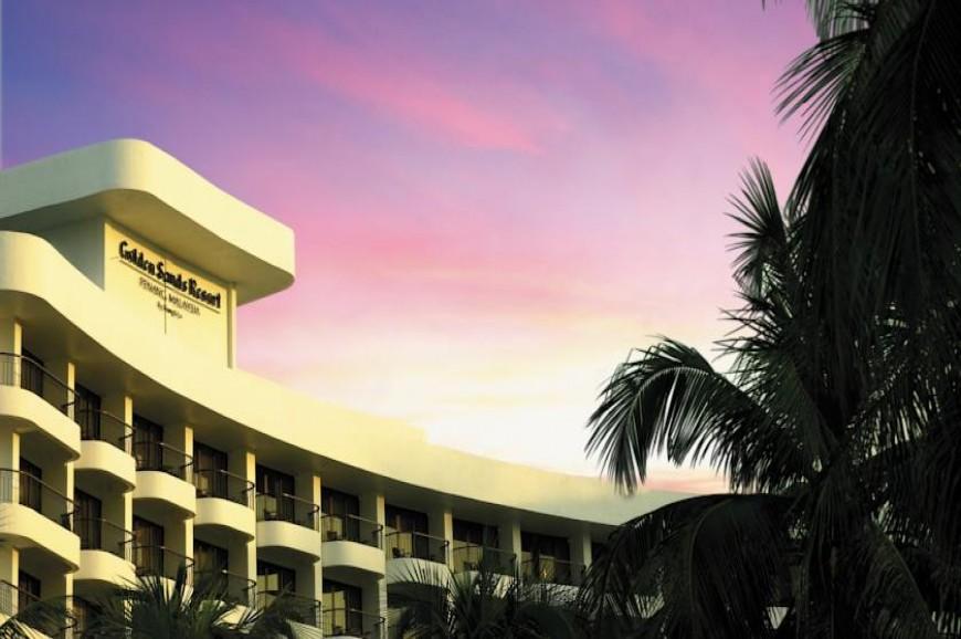 فندق الشنغريلا جولدن ساندس بينانغ ماليزيا