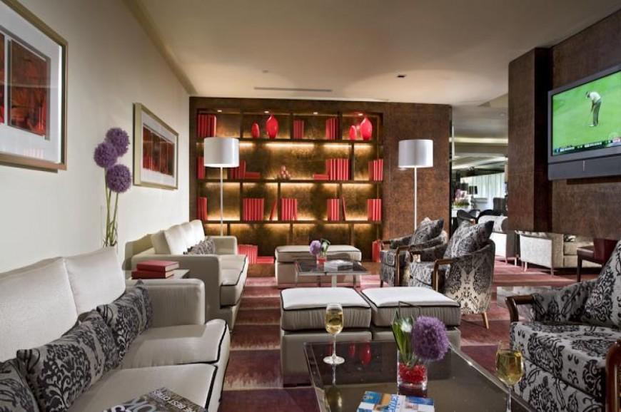 فندق شيراتون تاورز سنغافورة