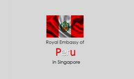 سفارة البيرو في سنغافورة