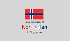 السفارة النرويجية في سنغافورة