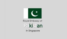 السفارة الباكستانية في سنغافورة