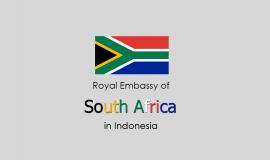 سفارة جنوب أفريقيا في جاكرتا  إندونيسيا