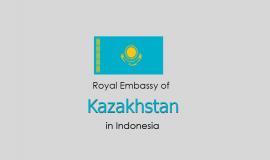 سفارة كازاخستان في جاكرتا  إندونيسيا