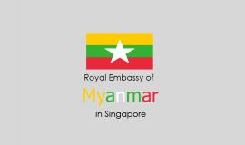 سفارة ميانمار في سنغافورة
