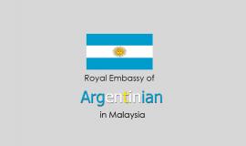 السفارة الارجنتينية  في كوالالمبور ماليزيا