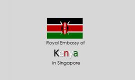السفارة الكينية في سنغافورة
