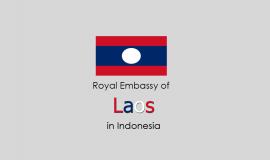 سفارة لاوس في جاكرتا  إندونيسيا